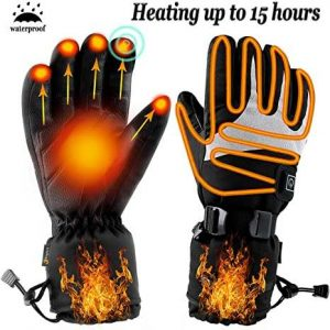 Begleri Heated Gloves