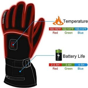 Heat Warmer Electric Gloves