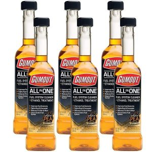 Gumout 510016W-6PK Best Motorcycle Carb Cleaner