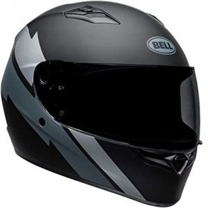 Bell Qualifier Full-Face Raid Matte Best Motorcycle Helmet