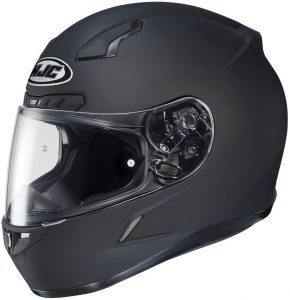 Hjc CL-17 Full-Face Matte Black