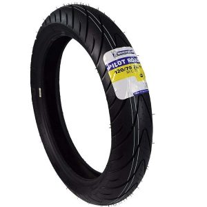 Michelin Pilot Road 2 Sport Touring Motorcycle Front and Rear Tires