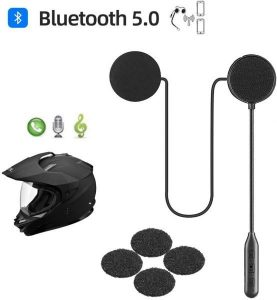 Motorcycle Helmet Bluetooth Headset