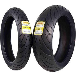 Pirelli Angel ST Front & Rear Tires Best Motorcycle Tires