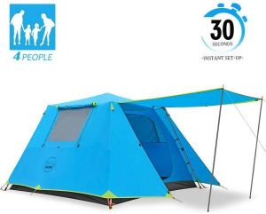 Cmarte Many Person Big Camping Tent
