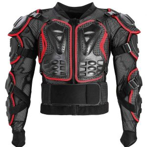 GOHINSTAR Motorcycle Full Body Armor Protective Jacket Best Motorcycle Gear